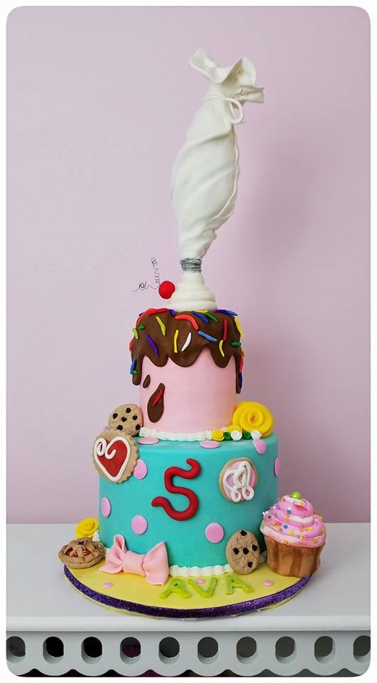 Sweet Samantha NJ Cake Baking Class Custom Cake Design Baking