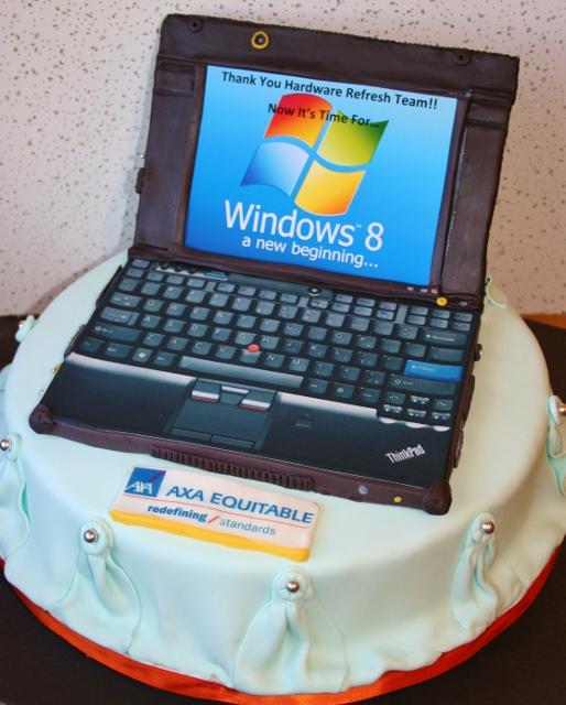 Cake Laptop Designs : GRAND OPENING