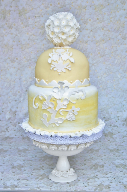 wedding cake nj custom cakes nj baking classes nj fondant class nj 23312